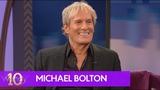 Michael Bolton Talks Music, Mariah Carey &amp Paula Abdul