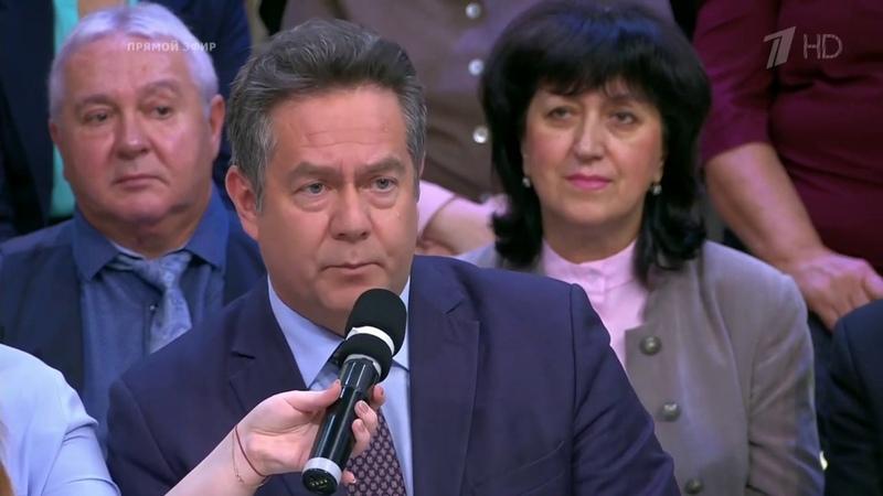 Николай Платошкин об олигархах и Чубайсе