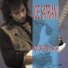 Joe Satriani альбом Not Of This Earth