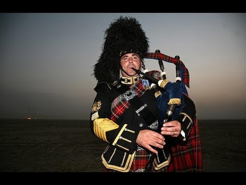 Royal Scots Dragoon Guards-Last of the Mohicans