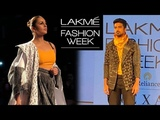 Lakme Fashion Week 2018 - Huma Qureshi Saqib Saleem Ramp Walk