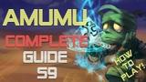 ITA NOT INFERNAL AMUMU GUIDE! Build &amp runes per Amumu jungle s9 - League of Legends -Learn to Play