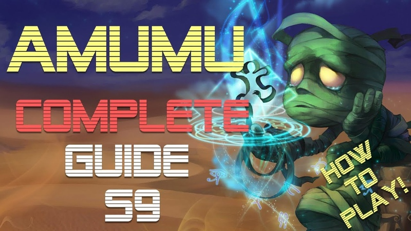 [ITA] NOT INFERNAL AMUMU GUIDE! Build runes per Amumu jungle s9 - League of Legends -Learn to Play