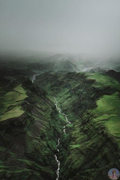 Красота Исландии