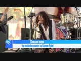 Steven Tyler - Were All Somebody from Somewhere - Live on Today Show