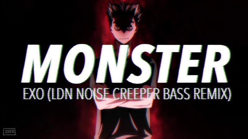 【HQMV】Monster (EXO) Bokuto, Kuroo, Oikawa【BKOトリオ】