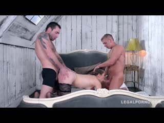 Evelina darling - gp672 [legalporno. anal, blowjob, dp, gaping, russian, threesome]