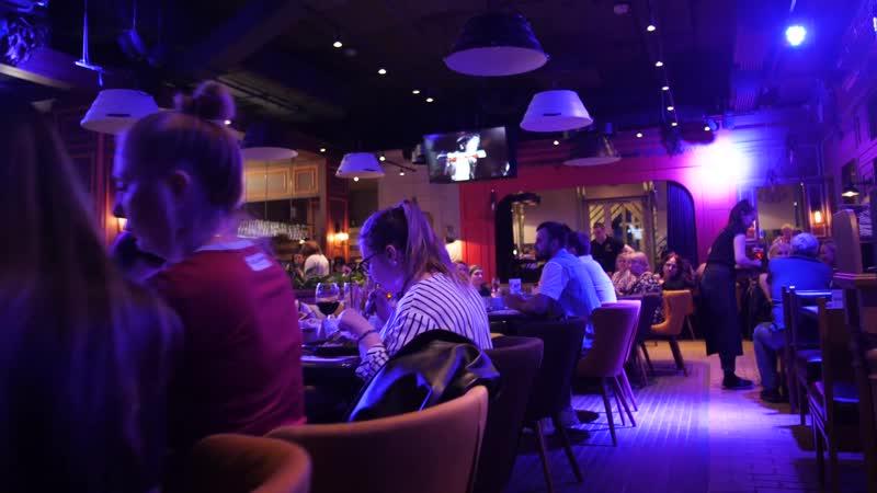 24 мая в 22:00 — праздничное открытие летней террасы в ресторане «Сули Гули» с концертом Сосо Павлиашвили!