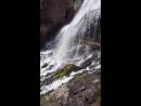Водопад Чыранбаши-суудевичьи косы