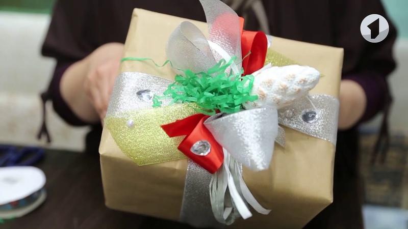 И какой Новый год без подарочков? / Доброе утро, Приднестровье!