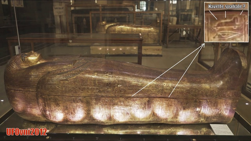 Tombs of Yuya His Wife Thuya Was Discovered in The Valley of The Kings