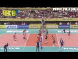 Smartest Tricks in Volleyball History (HD)