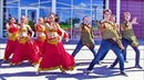 Mundiyan Baaghi 2 Indian Dance Group Mayuri Russia Petrozavodsk