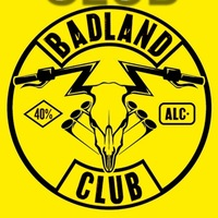 Логотип BADLAND CLUB (RocK & Bike) Rostov