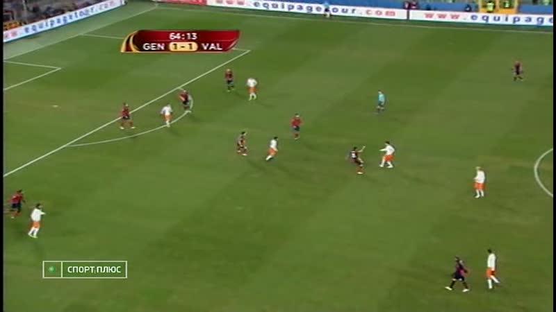 294 EL-2009/2010 Genoa CFC - Valencia CF 1:2 (17.12.2009) HL
