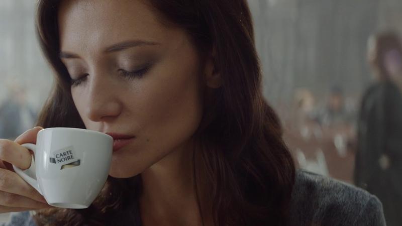 Carte Noire – кофе, пробуждающий желания.
