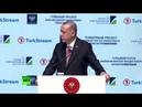 Putin Erdogan to open Turkish Stream gas pipeline's offshore section