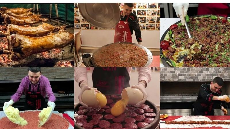 Мастер своего дела Бурак Оздемир Turkish chef Cznburak 🇹🇷🇹🇷🇹🇷 cznburak