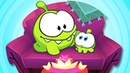 Om Nom Stories BEST OF ALL SEASONS Cut The Rope Funny Cartoons for Children by HooplaKidz TV