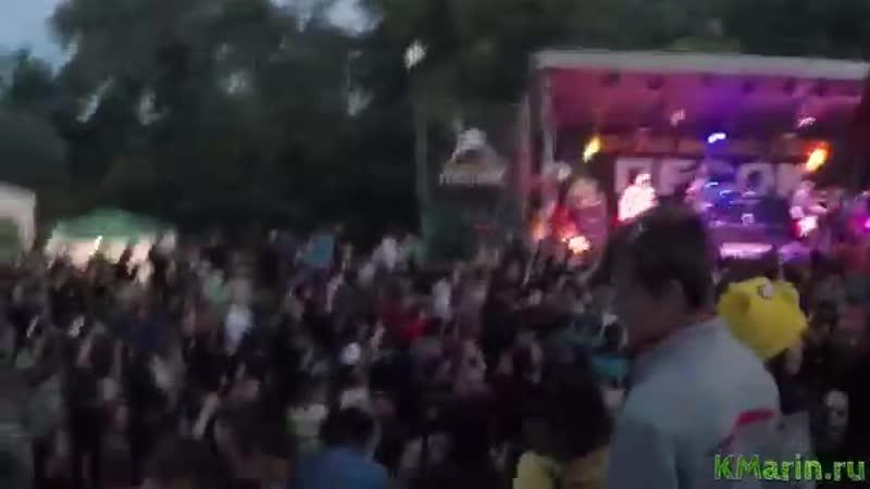 Рок фестиваль Песок - Элизиум - г. Истра, МО - 2015