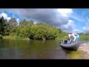 2 серия Сплав по реке Большой Кинель август 2018