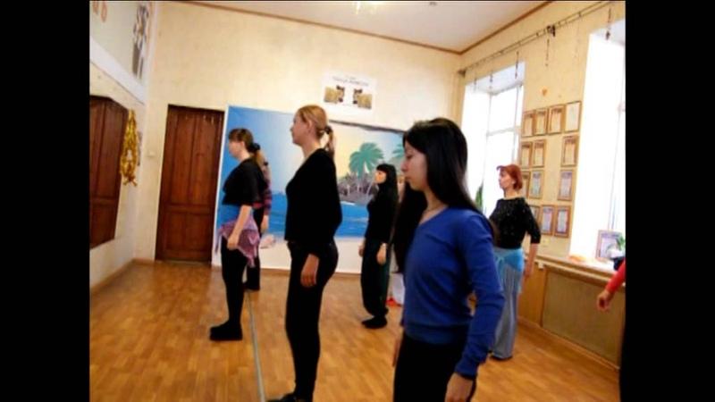 Урок танец живота как отработать тряску школа Рахат Лукум Краснодар