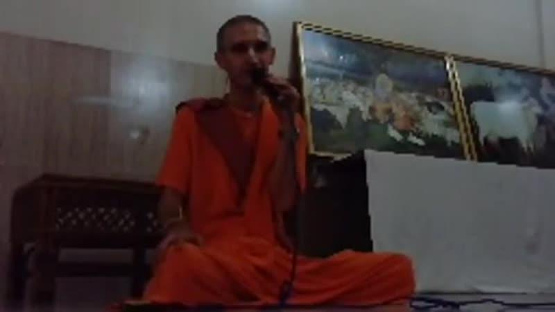 ЕМ Сарвагья прабху - Ананта Ачарья и Баладжи