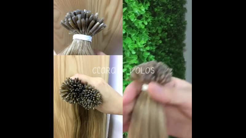 Наращивание волос с плоским наконечником💫💫💫. Пожалуйста, свяжитесь со мной, чтобы получить хорошую цену для оптовой и розничной