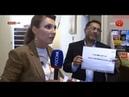 Істерична пропагандистка – діагноз українських фахівців працівниці телеканалу «Росія-1» Скабеєвій