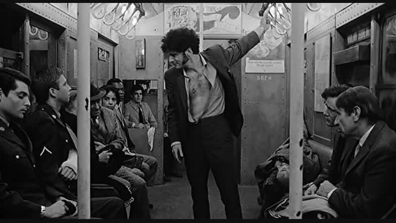 Инцидент, или Случай в метро / The Incident / 1967. Режиссер: Ларри Пирс.