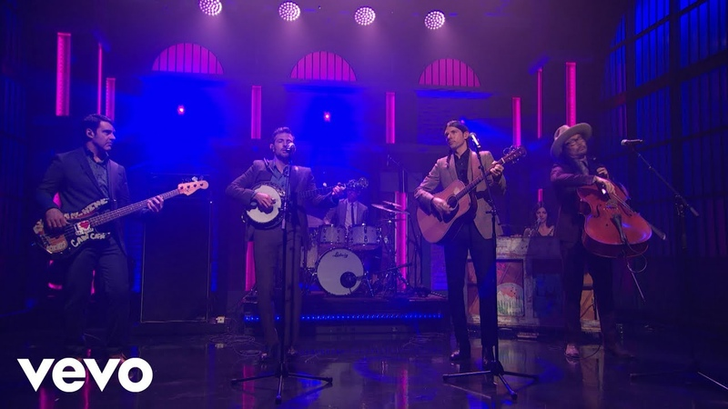 The Avett Brothers - Roses and Sacrifice (Live From Late Night With Seth Meyers / 2018)