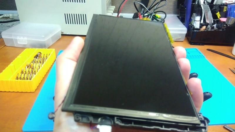 Замена тасчкрина на планшете Megafon Login 4 LTE. Выполнено PRO100 | Сервисный центр в Бологое