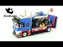 Lego Creator 31085 Mobile Stunt Show - Lego Speed Build