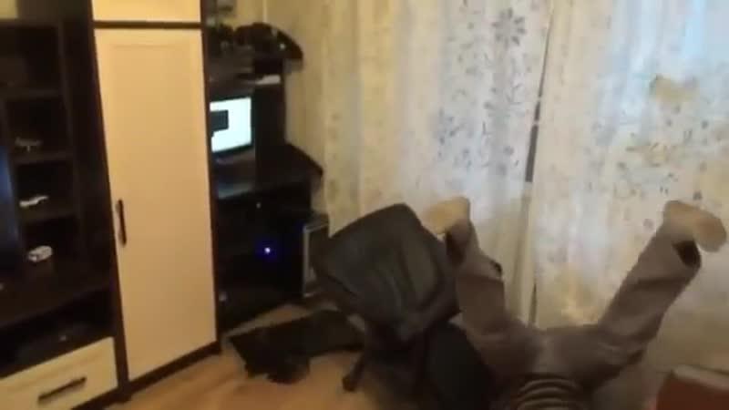 Упал со стула
