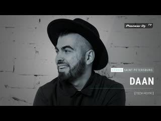 DAAN [ tech house ] @ Pioneer DJ TV | Saint-Petersburg