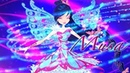 Winx Club Season 7 - Musa Butterflix Spells - English