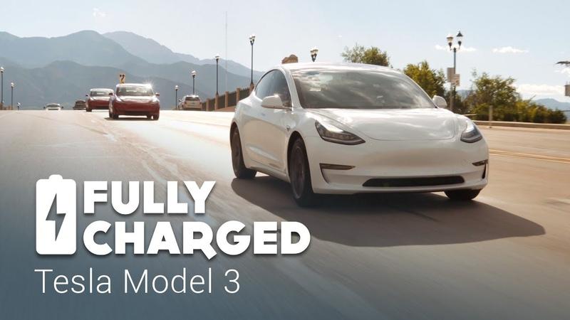 Tesla Model 3 | Fully Charged
