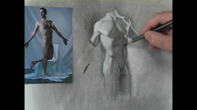 Matthew Archambault - Drawing Tutorials Online - Charcoal_09