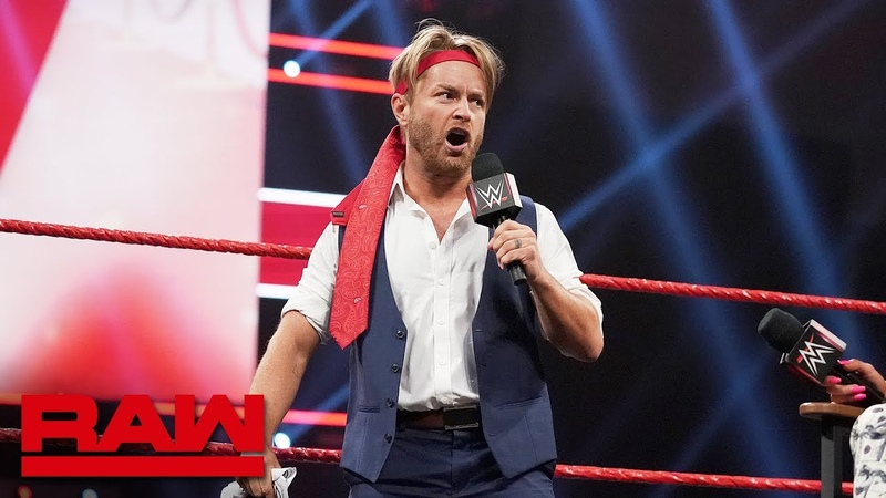 Drake Maverick begs R Truth for a 24 7 Title Match Raw June 24 2019