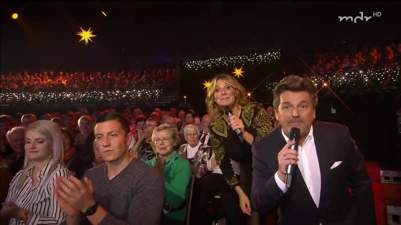 Thomas Anders- Ewig Mit Dir Do They Know Its Christmas( Weihnachten bei uns, MDR 08.12.2018)