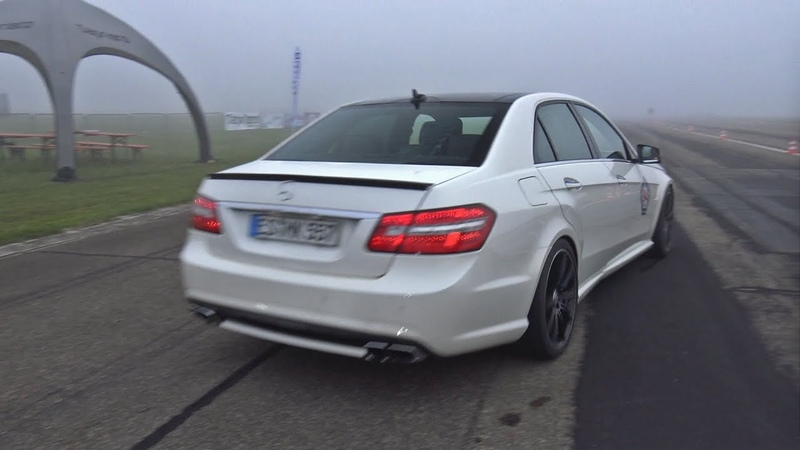 950HP GAD Motors Mercedes Benz E63 AMG 6 2L V8 BiTurbo Stage 4
