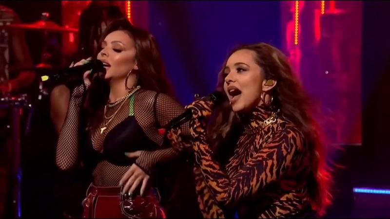 Little Mix - Think About Us (Live @ The Graham Norton Show 14122018)