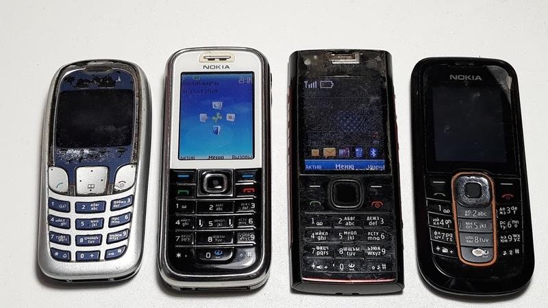 Новая посылка с аукциона с ретро телефонами Nokia на шару. Nokia 6233. Nokia X2-00. Nokia 2600c