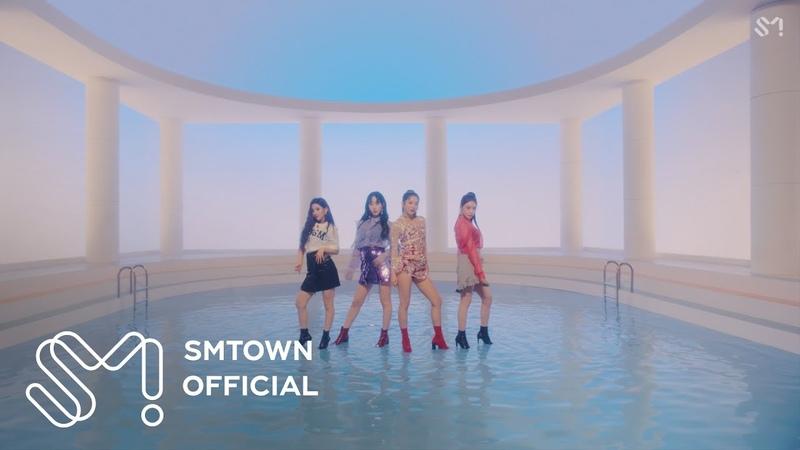 [STATION X 0] 슬기(SEULGI)X신비(여자친구)X청하X소연 'Wow Thing' MV