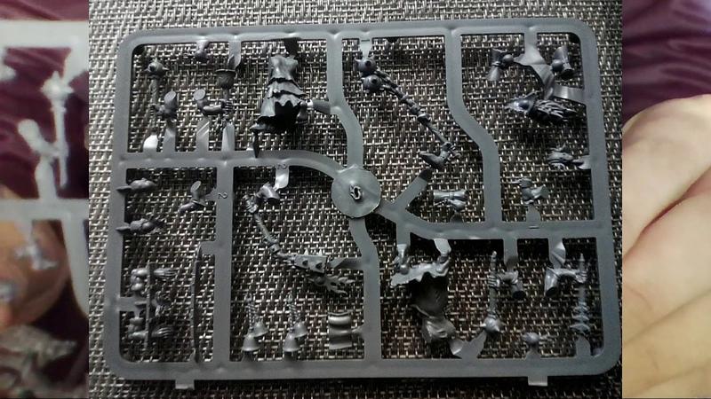Обзор набора Еmpire Flagellants