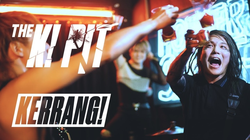 Crossfaith - Live in The K! Pit (Tiny Dive Bar Show)