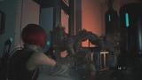 Resident Evil 2 Modding Regina from Dino Crisis Costume Teaser