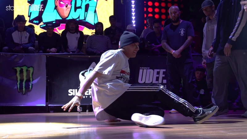 Colombia Beasts vs Raw Addicts Top 16 Temple Rock Vol 5 2018 stance x