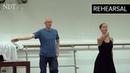 Rehearsal 'Sleeping Beauty' - Mats Ek (NDT 1 | Sleeping Beauty)