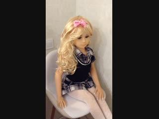 Real sex doll Lolita (школьница)